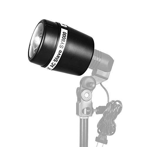 Godox Sy8000 72w Photo Studio Photography Ac Slave Bulb Lamp Lighting (Flash Light Slave Ac)