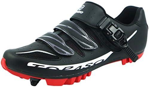 AEMUT Zapatillas de Ciclismo para Hombre Zapatillas de Deporte ...