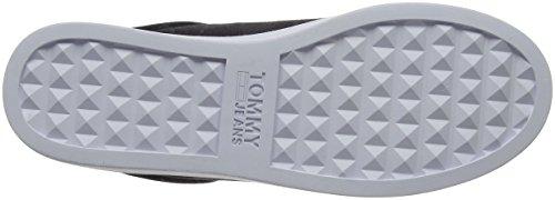 403 Scarpe Denim Tommy Blu Donna Jeans Ginnastica da Flatform Hilfiger Midnight Sneaker Basse w17XxARwq