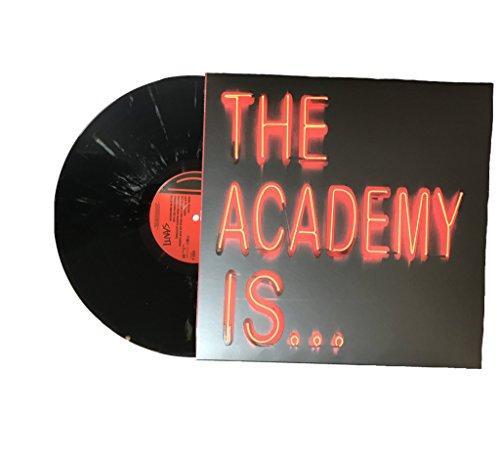 The Academy is... – Santi- Vinilo negro / blanco Splatter Pressing