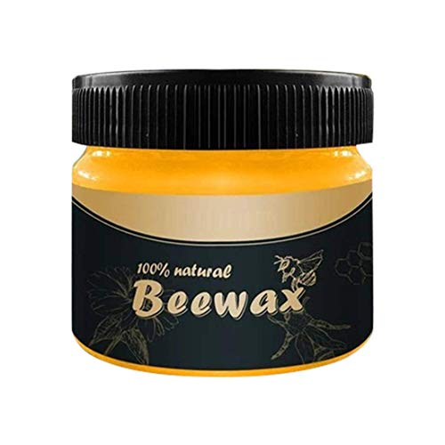 Dragon Honor Wood Seasoning Beewax - Traditional Beeswax Polish for Wood & Furniture, All-Purpose Beewax for Wood Cleaner and Polish Wipes - Non Toxic for Furniture to Beautify & Protect, No Build-Up