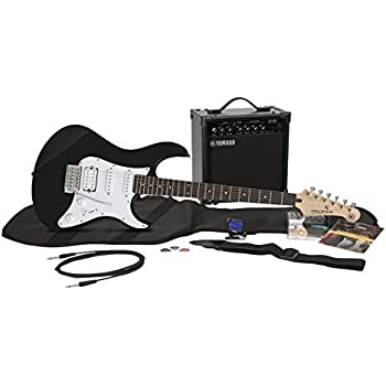 Yamaha Gigmaker Eg Electric Guitar Pack With Amplifier