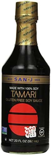 Sauces & Marinades: San-J