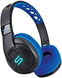 SOUL Electronics SX31BU X-TRA Performance Bluetooth 4.0 Wireless Over-Ear Headphones for Sports. 24 Hours Playtime for Running and Workout and GYM. Support Apple iPhone and Android