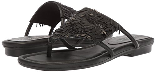 Donald J Pliner Women's Kya Slide Sandal, Black, 10 Medium US by Donald J Pliner (Image #6)