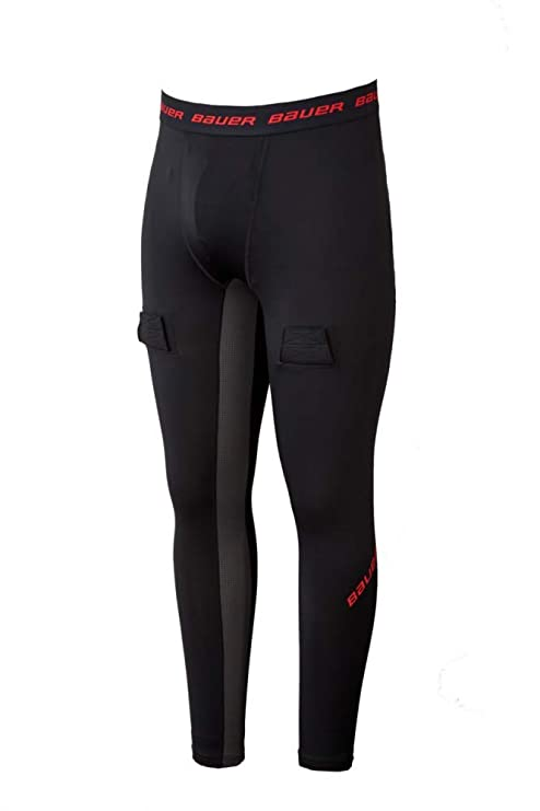 Bauer S19 ESSENTL Comp Jock - Pantalón de chándal para Adulto ...