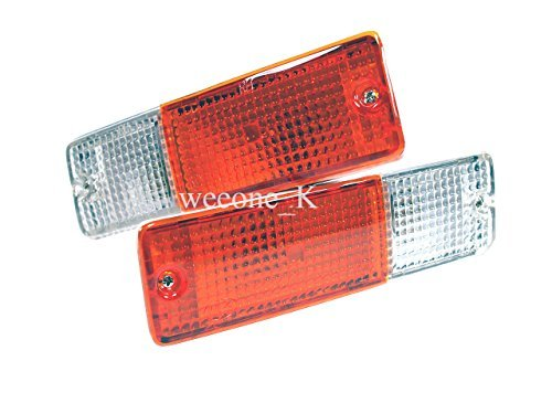 Front Bumper Indicator Light Lamp For Nissan 720 / Datsun 720 1980-1986