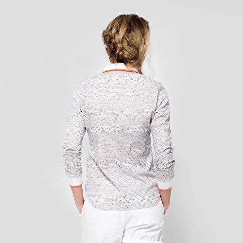 Camisa Elegante Estampada 2018 De Gris Vestir Blusa Mujer Chaika 8nR4Txq