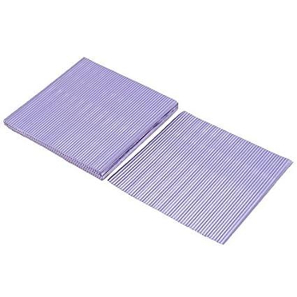 eDealMax papel de aluminio desechables Wrap para hornear magdalenas muffins de chocolate del papel de estaño