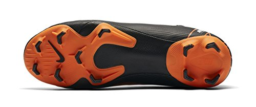 Deporte Multicolor Zapatillas Pro NIKE Total 081 Black Unisex Orange de Superfly Adulto w 6 FG zBYgw