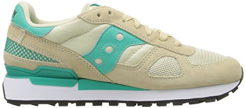 Saucony Shadow Original, Color: San/Cap, Size: 40.5 EU (10 US / 8 UK)