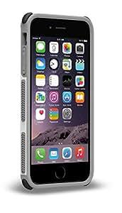 Puregear DualTek - Funda para Apple iPhone 6 Plus, blanco