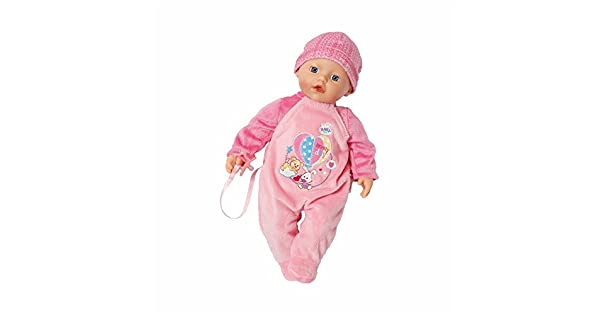 Amazon.com: My Little Baby Born Super Soft: Toys & Games