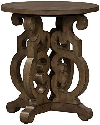 Liberty Furniture Round End Table