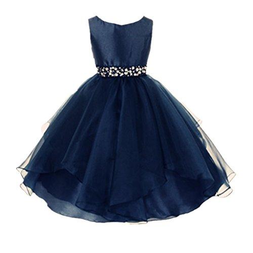 Dress Kids Wedding Navy Blue: Amazon.com