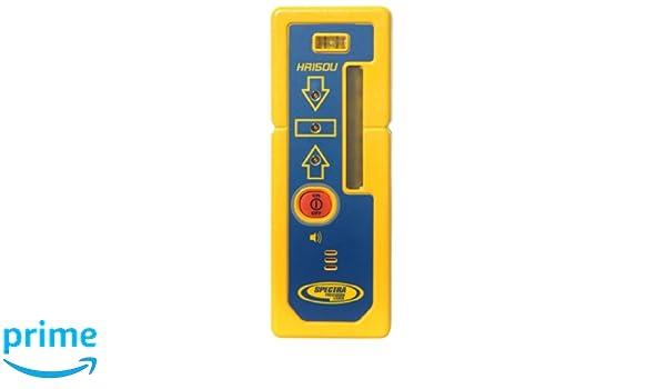 Spectra Precision HR150U - Detector láser: Amazon.es: Bricolaje y herramientas