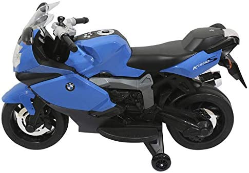 Electric Bmw Motorcycle For Kids Blue Dg 283 Buy Online At Best Price In Uae Amazon Ae
