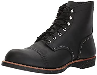 Red Wing Heritage Iron Ranger 6-Inch Boot, Black Harness, 10 D(M) US (B002YTFFP0) | Amazon price tracker / tracking, Amazon price history charts, Amazon price watches, Amazon price drop alerts
