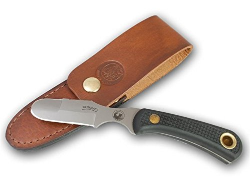 Knives Of Alaska Stag Handle Muskrat Knife