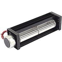 uxcell DC 12V 0.18A Cross Flow Cooling Fan Heat Amplifier Cool Turbo 30x150mm
