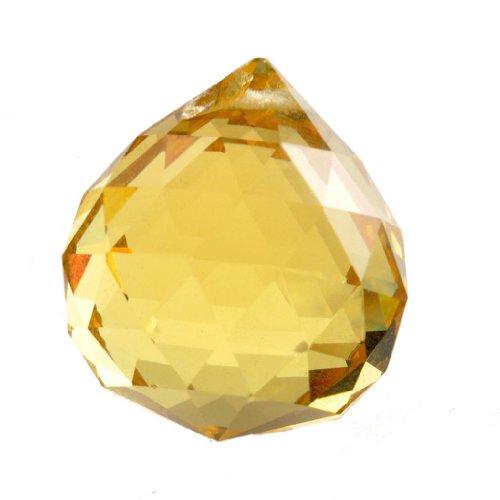 H&D 30mm Crystal Ball Chandelier Prisms Ceiling Lamp Lighting Hanging Drop Pendants Wedding Decoration gold For Sale