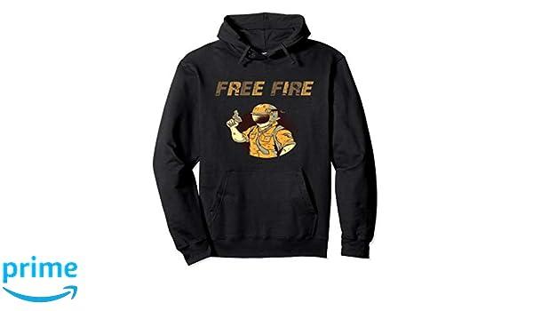 Amazoncom Free Fire T Shirt Clothing