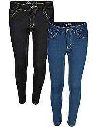 Girls Skinny Jeans (2 Pack)