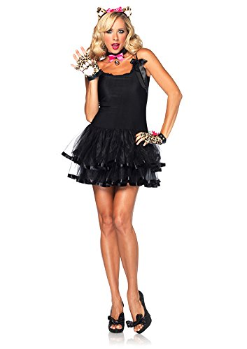 Cougar Costumes Kit - Adult-Costume Cougar Kit Halloween Costume - Most Adults