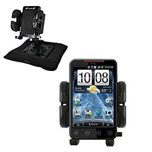 Car Bean Bag Dash & Windshield Holder for the HTC EVO 4G - Gomadic Brand