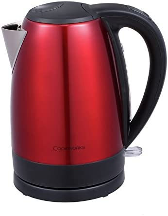 Amazon.co.uk: Red Electric Kettles