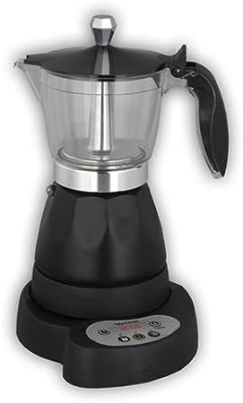 Mx Onda MX-CE2254 Cafetera eléctrica con temporizador, 480 W, 0.3 litros, Negro: Amazon.es: Hogar