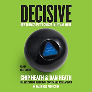 Decisive Audiobook