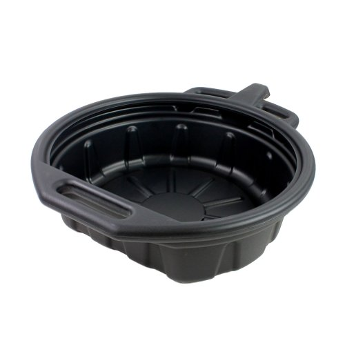Neiko 20762A Anti Splash Oil Drain Pan | 2 Gallon (8 Liter) Capacity
