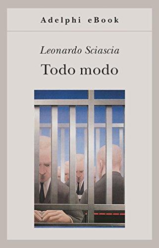 Todo modo (Gli Adelphi) (Italian Edition)