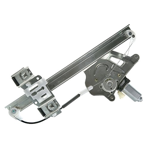 A-Premium Power Window Regulator with Motor for Buick LeSabre 2000-2005 Front Left Driver Side 2002 Buick Lesabre Window