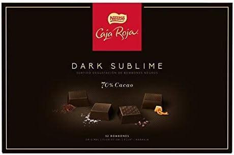 Nestlé Caja Roja Dark Sublime - 228 gr: Amazon.es: Alimentación y bebidas