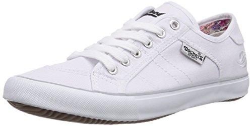 Mujer Gerli Blanco 500 By Weiß 710500 Zapatillas Dockers weiss 30po217 Para OTnp6qxYw5