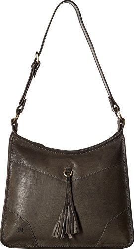Born Womens Falmouth Bronco Tote Charcoal One Size