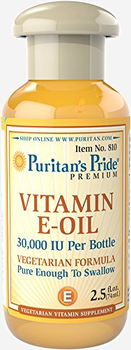 Puritan's Pride Vitamin E-Oil 30,000 IU-2.5 fl oz Oil