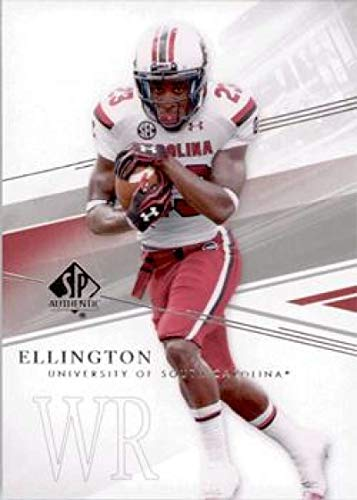 2014 SP Authentic #46 Bruce Ellington NM-MT South Carolina Gamecocks Official Collegiate Football ()