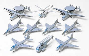 Tamiya U.S. Navy Aircraft #2 1:350 Scale Military Model Kit