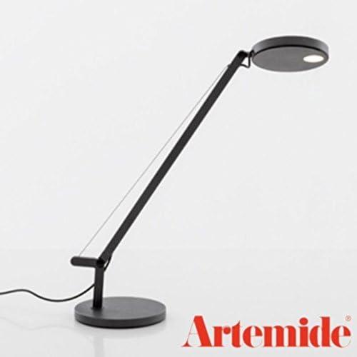 Artemide Demetra Micro LED lámpara de mesa negro: Amazon.es ...