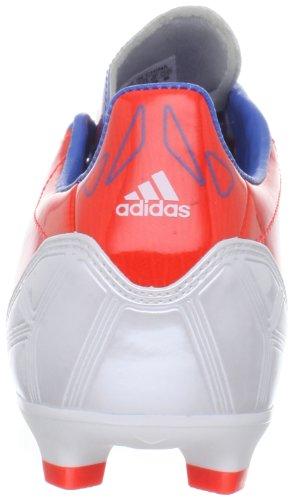 Adidas Mænds F10 Trx Fg Fodbold Klampen Infrarød / Kører Hvid / Lys Blå GpFhI