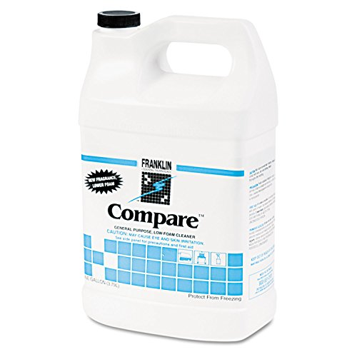 Purpose Foam - Franklin Cleaning Technology F216022 Compare General Purpose Low Foam Cleaner, 1 Gallon (Case of 4)