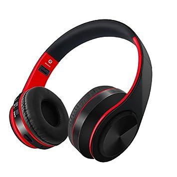 GUORZOM Auriculares Bluetooth V4.1 + EDR Cancelación De ...