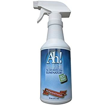 Amazon Com Ah Products All Clear Odorless Odor