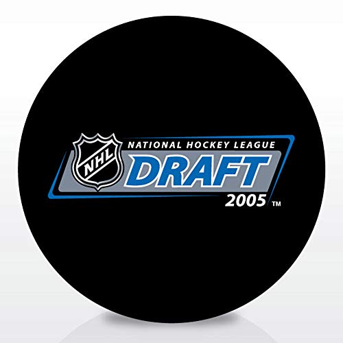 2005 NHL Draft Day Hockey Puck ()