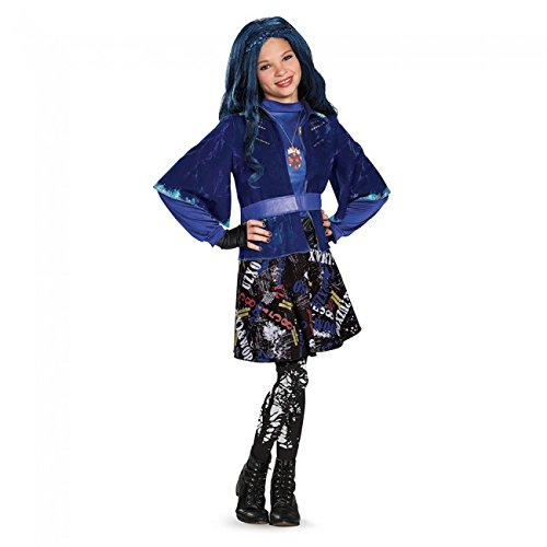 Evie Descendants 2 Deluxe Costume