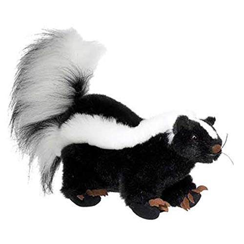 (Wildlife Tree 10 Inch Skunk Stuffed Animal North American Forest Collection)