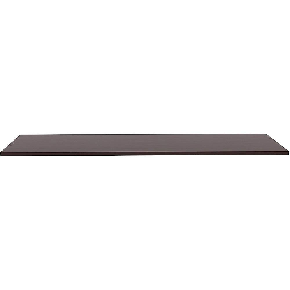 Lorell 59633 Active Office Table Top, Espresso,Laminated by Lorell